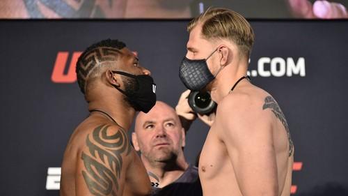 Где смотреть онлайн UFC on ESPN 11: Кертис Блейдс – Александр Волков