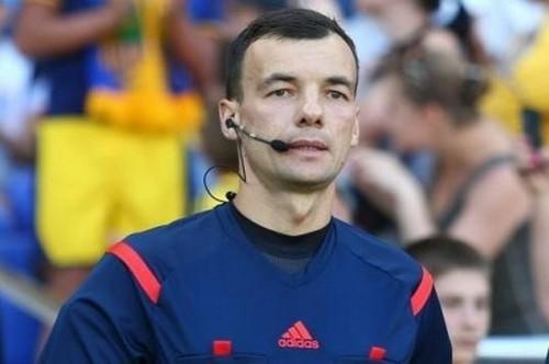 Динамо і Десну розсудить Бойко
