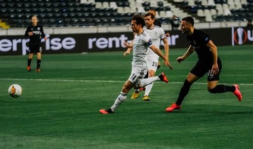 Айнтрахт Франкфурт — Базель — 0:3. Видео голов и обзор матча
