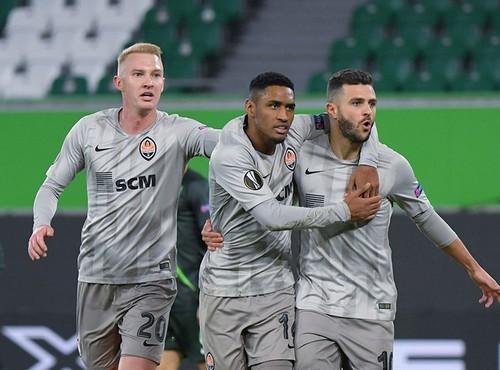 Шахтар обіграв Вольфсбург, Ворскла вийшла в півфінал Кубка України