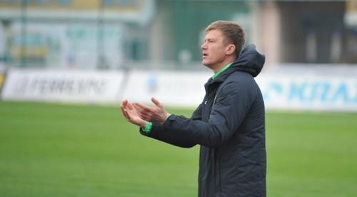 МАКСИМОВ: «Нет приоритета выиграть Кубок Украины. Задача – остаться в УПЛ»