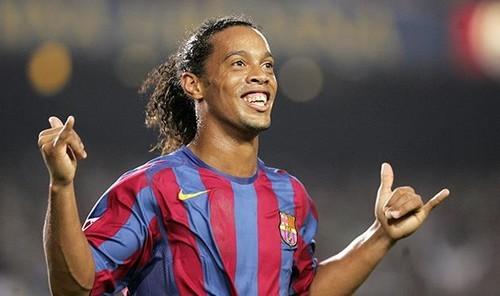 Роналдіньо забив 5 м'ячів в тюремному турнірі в Парагваї