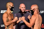 UFC on ESPN 11. Фрэнк Камачо – Джастин Джейнс. Видео боя