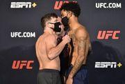 UFC on ESPN 11. Джим Миллер – Рузвельт Робертс. Видео боя