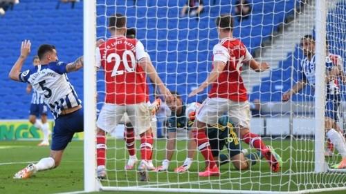 Арсенал знову програв в АПЛ. Команда пропустила на 95 хвилині