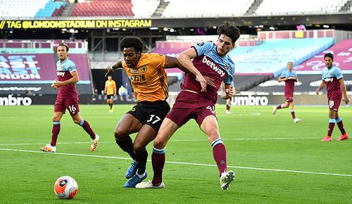 Вест Хем – Вулверхемптон – 0:2. Відео голів та огляд матчу