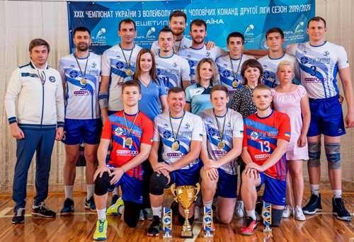 Финалисты Кубка Украины стали победителями турнира во второй лиге