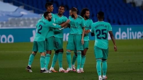 Реал Сосьедад — Реал Мадрид — 1:2. Видео голов и обзор матча