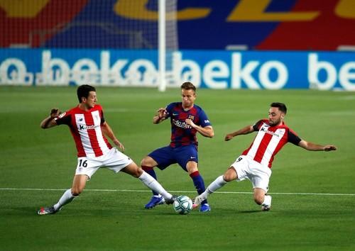 Барселона – Атлетик – 1:0. Текстовая трансляция матча