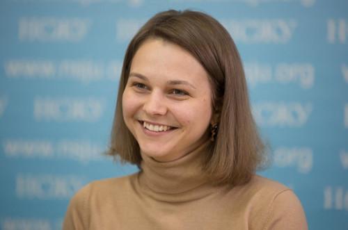 Анна МУЗЫЧУК: «В Украине дискриминация темнокожих тоже есть»