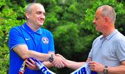 Генеральный директор ФК Львов: «Новый тренер получил контракт на год»