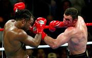 ЛЬЮІС: «Кличко - найкращий серед великих хлопців, з якими я бився»