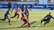 Атлетіко за рахунок автоголу переграв Леванте і увійшов до топ-3 Ла Ліги
