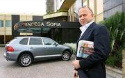 Дмитрий СЕЛЮК: «Мои игроки финансово не отягощают Суркиса»