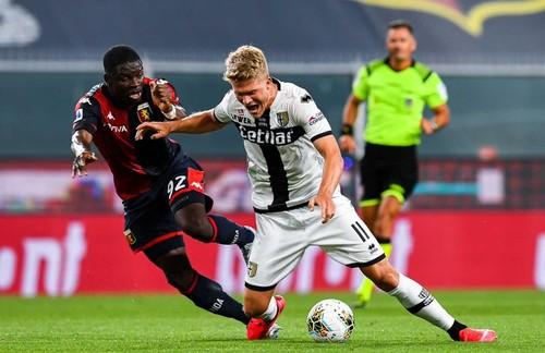 Серия A. Парма догнала Милан в борьбе за путевки в Лигу Европы