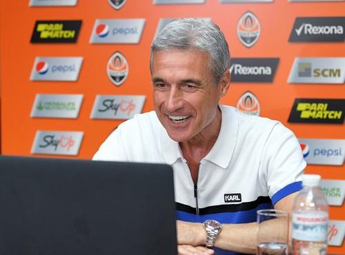 Луїш КАШТРУ: «У Динамо був поганий старт, який став фатальним»