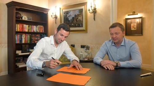Сергей ПАЛКИН: «Срна будет вовлечен в трансферную политику Шахтера»