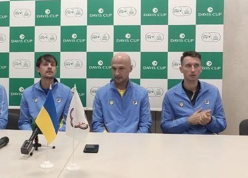 Матчи сборной Украины в Кубке Дэвиса перенесены на 2021 год