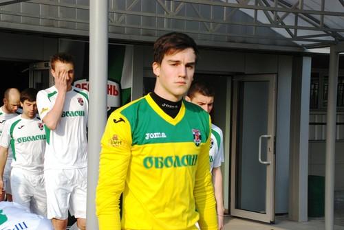 Вратарь Оболони-Бровар отбил два пенальти в матче против Авангарда