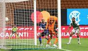 3 гола за 8 минут. Интер и Сассуоло выдали яркую ничью