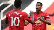 Ман Юнайтед – Шеффилд Юнайтед – 3:0. Хет-трик Марсьяля. Видео голов и обзор
