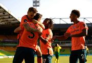 Норвич – Эвертон – 0:1. Майкл Кин решает. Видео гола и обзор матча