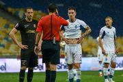 Вербич, Русин і Шабанов можуть пропустити матч з Шахтарем