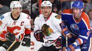 НХЛ. Мариан Хосса и Джером Игинла внесены в Зал славы хоккея