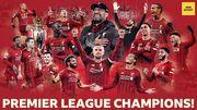ВИДЕО. Как игроки Ливерпуля радовались долгожданному трофею АПЛ