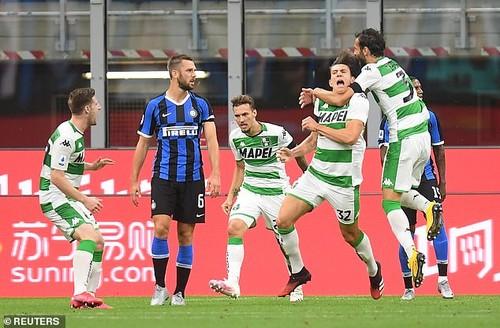 Интер – Сассуоло – 3:3. Триллер в Милане. Видео голов и обзор матча