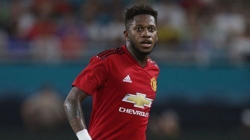 Фред хочет больше получать в Манчестер Юнайтед