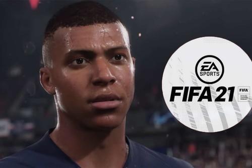 Килиан Мбаппе может попасть на обложку FIFA 21