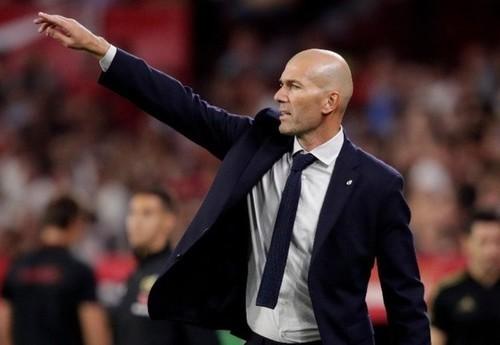 Зинедин ЗИДАН: «Рамос должен закончить карьеру в Реале»