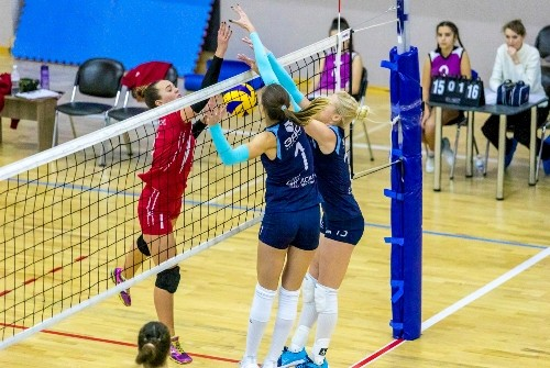 В Киеве состоятся матчи второго финального тура женской высшей лиги