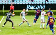 Барселона втратила очки в матчі з Сельтою
