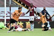 Астон Вилла – Вулверхэмптон – 0:1. Видео гола и обзор матча