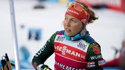 Легендарная биатлонистка Лаура Дальмайер получила работу в IBU