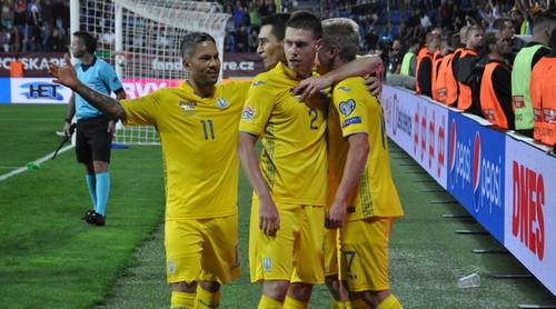 Названы даты и время начала матчей сборной Украины в Лиге наций