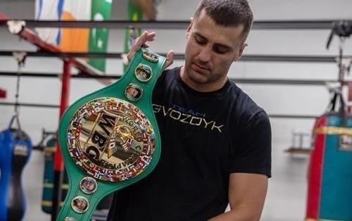 Олександр ГВОЗДИК: «Я вписав своє ім'я в історію боксу невеликими літерами»