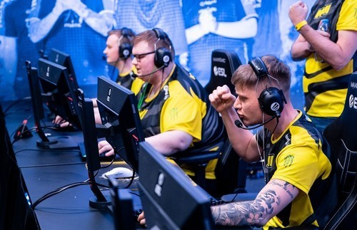 Natus Vincere вышли в гранд-финал WePlay! Clutch Island