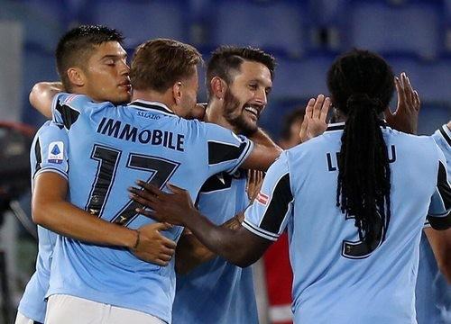 Лацио – Фиорентина – 2:1. Видео голов и обзор матча