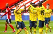 Шеффілд Юнайтед – Арсенал – 1:2. Відео голів та огляд матчу