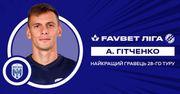 Гітченко - найкращий гравець, Рябоконь - накращий тренер туру УПЛ
