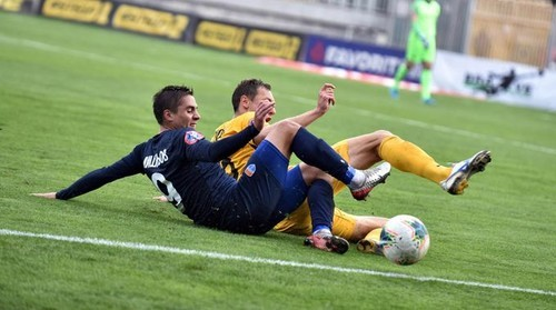 Мариуполь – Днепр-1 – 2:1. Видео голов и обзор матча