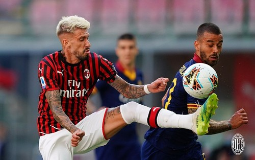 Серія А. Рома програла Мілану і ускладнила собі завдання виходу в ЛЧ