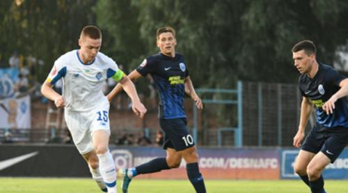 Десна вперше перемогла Динамо в Чернігові, Маріуполь обіграв Дніпро-1