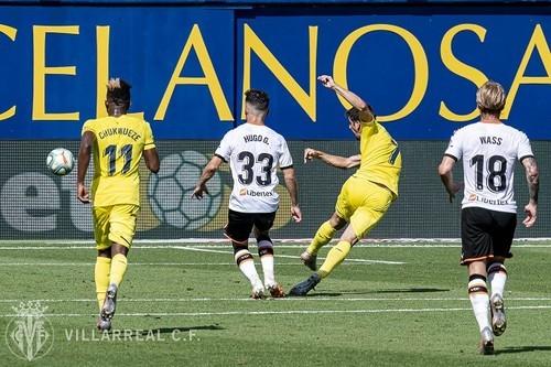 Вильярреал – Валенсия – 2:0. Видео голов и обзор матча