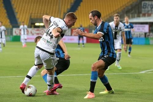 Парма – Интер –1:2. Видео голов и обзор матча