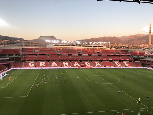 Гранада – Ейбар – 1:2. Відео голів та огляд матчу