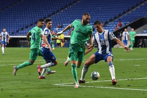 Еспаньол – Реал Мадрид – 0:1. П'ятка Бензема. Відео голу і огляд матчу